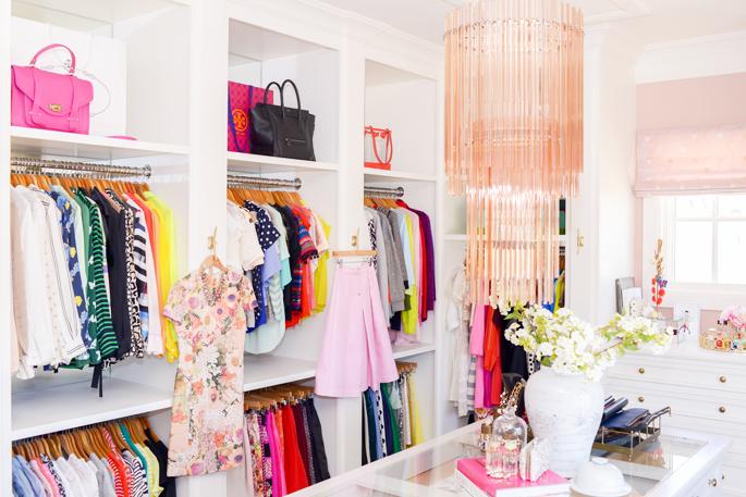pink-fringe-chanderlier