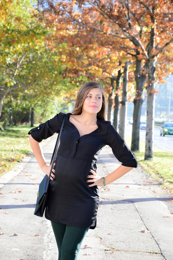 Autumn Street Style Denina Martin