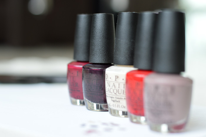 OPI Nail Colors - Purely Me by Denina Martin
