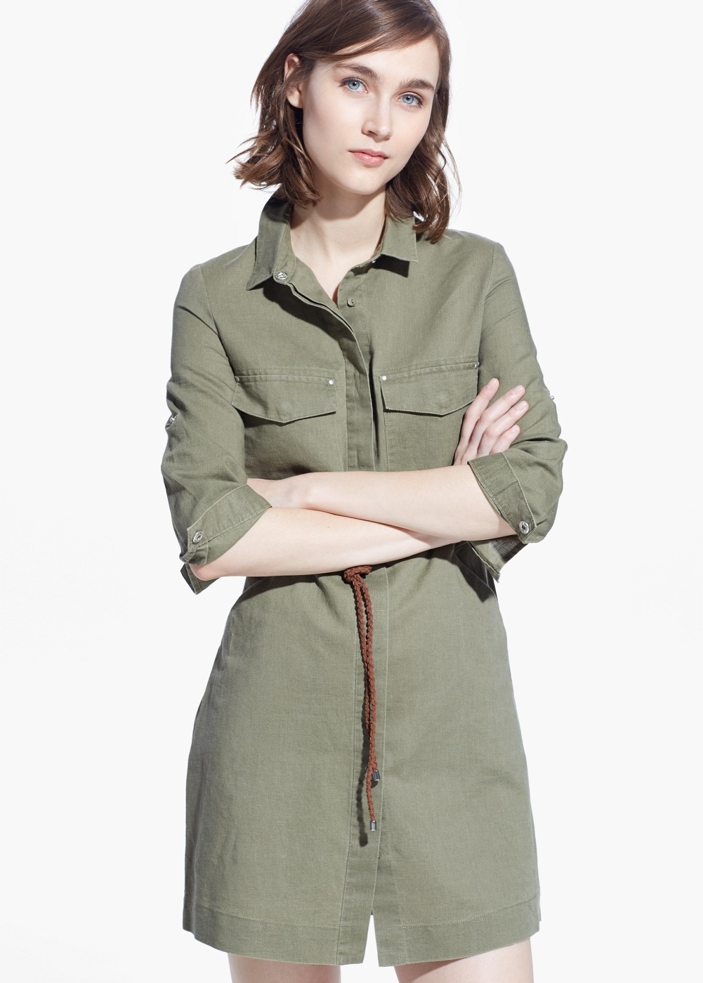 Khaki Spring Wearable Trends