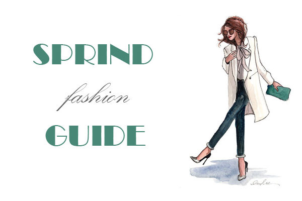Springs Wearable Trends Fashion Guide