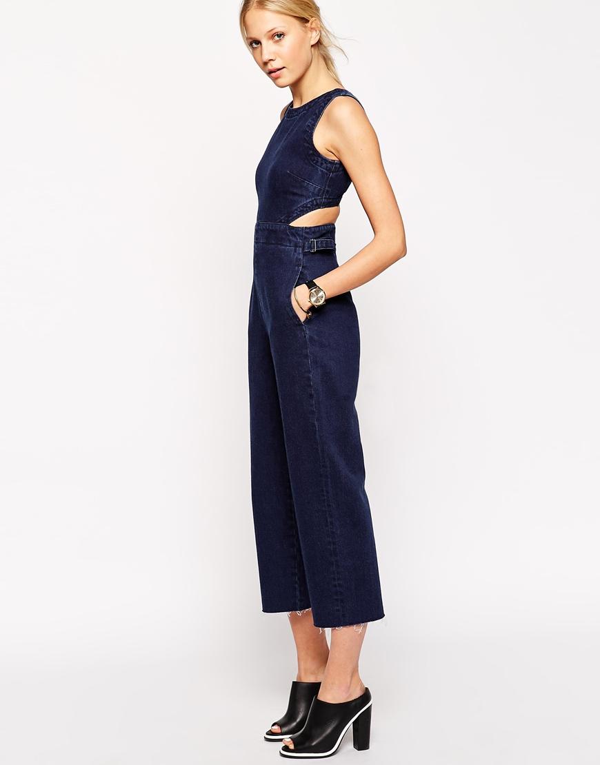 Denim Wearable Trends Spring