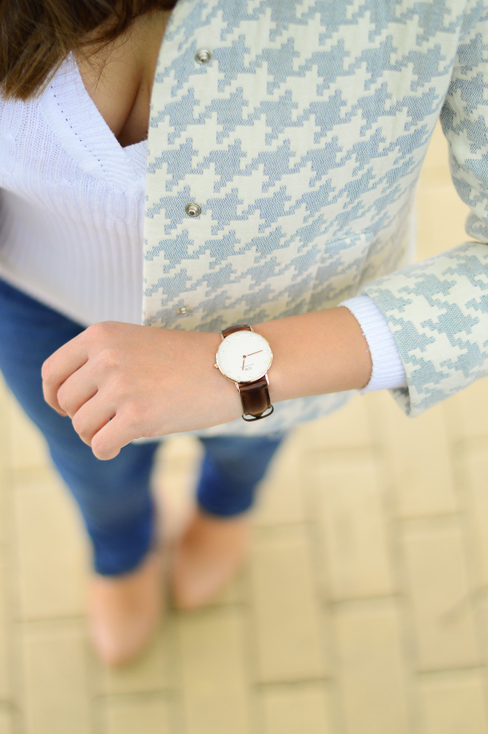 Classy St Mawes Daniel Wellington Watch Denina Martin