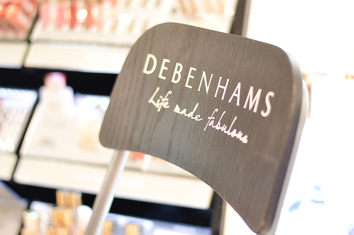 Debenhams Beauty Bulgaria Mall Denina Martin