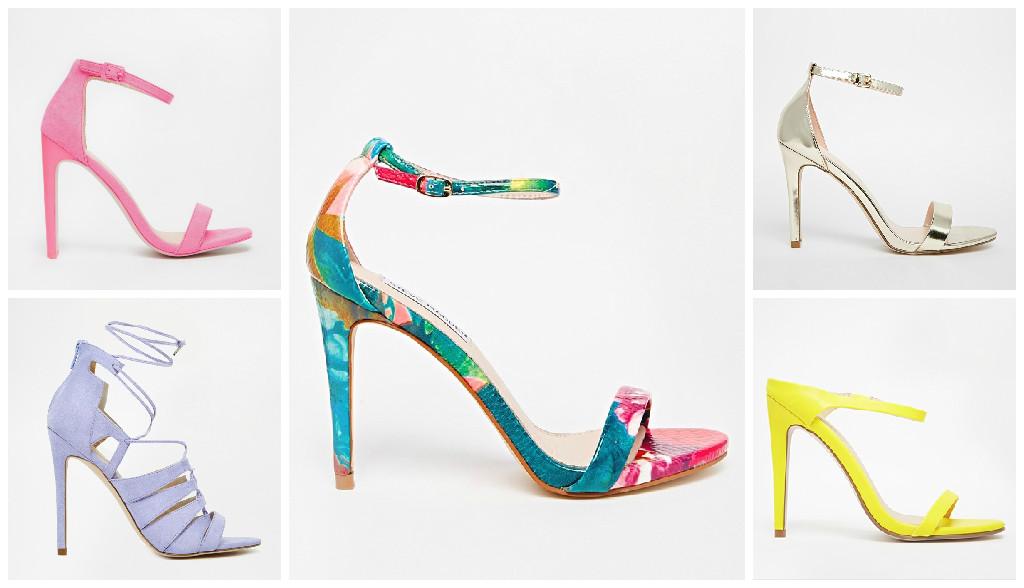 Five Fashion Favorites Heeled Sandals Summer 2015 Denina Martin