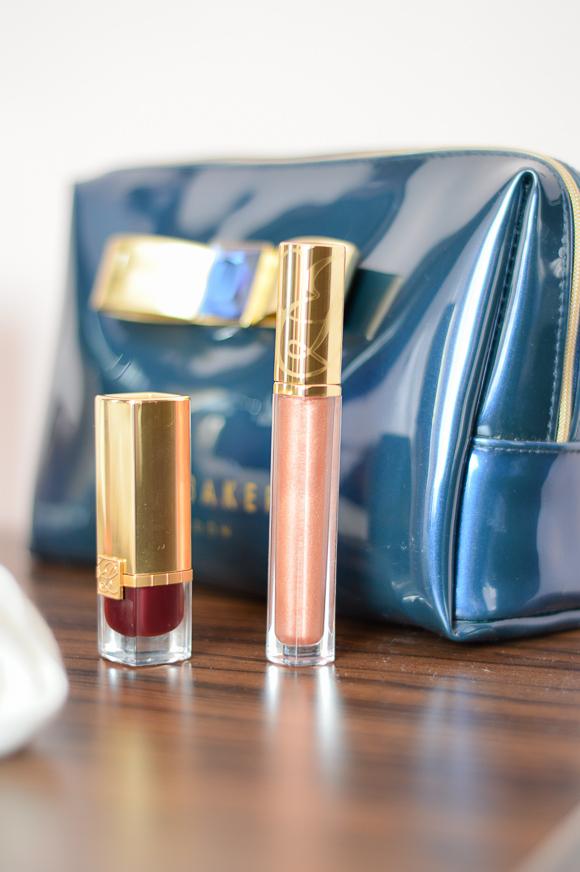 Estee Lauder Lipstick and Lipgloss