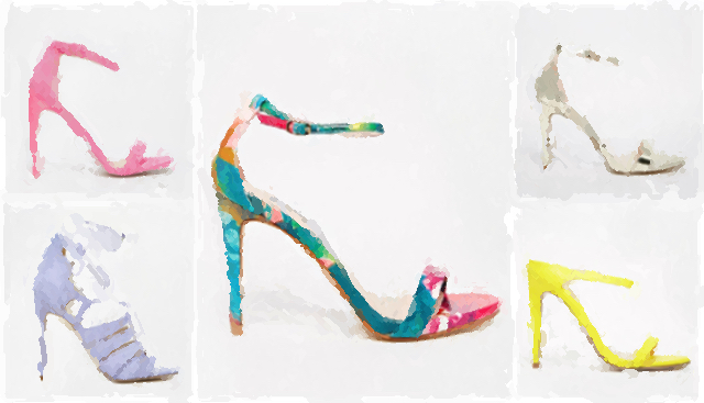 Five Fashion Favorites Heeled Sandals Summer 2015 Denina Martin
