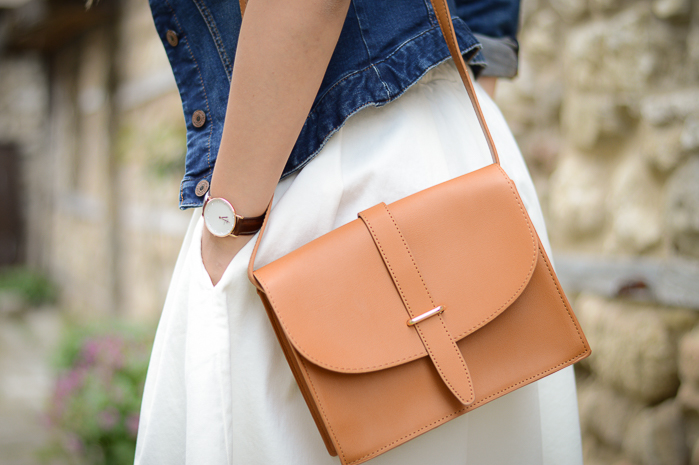 MANGO Crossbody Bag Daniel Wellington Watch Denina Martin