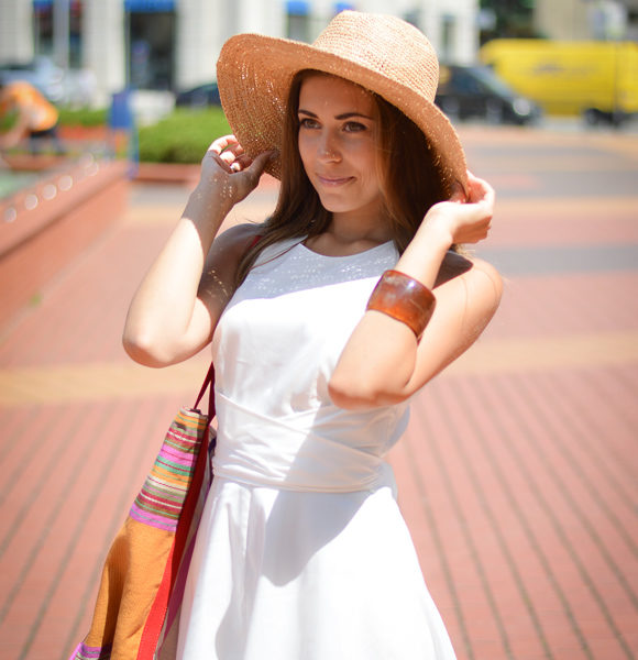 Summer in the City - An outfit styled by Denina Martin (Wearing Esprit and Pronta)