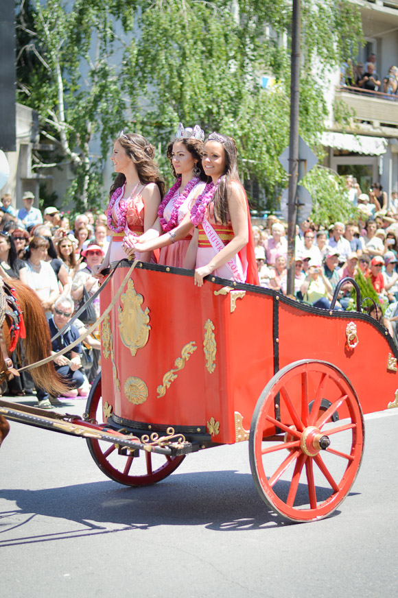 112th Queen of Roses in Kazanlak