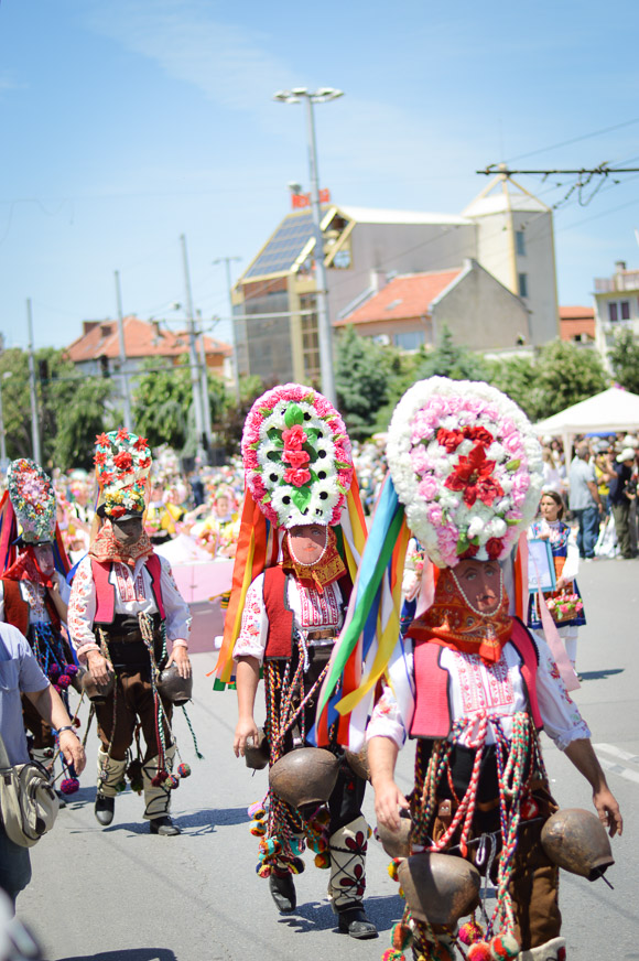 Rose Festival in Kazanlak, Rose Valley