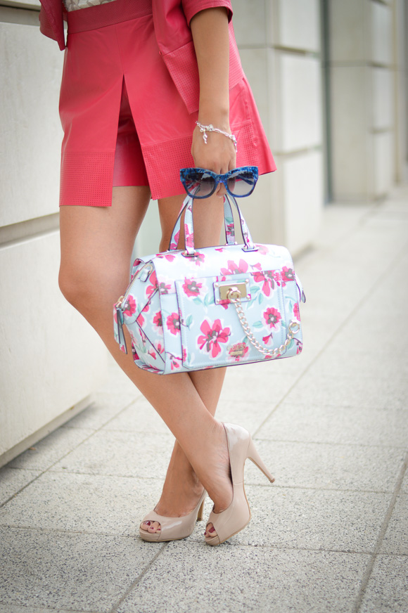 Stylish florals styled by Denina Martin for Bulgaria Mall