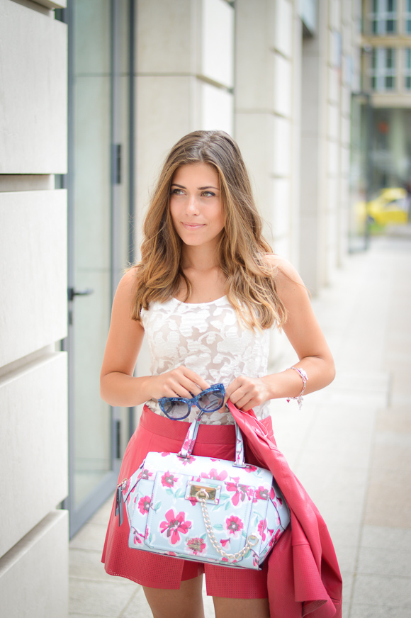 Bulgarian Fashion Blogger Denina Martin for Bulgaria Mall