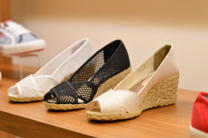 Ralph Lauren Espadrilles from Scandal at Bulgaria Mall - Selected by Denina Martin
