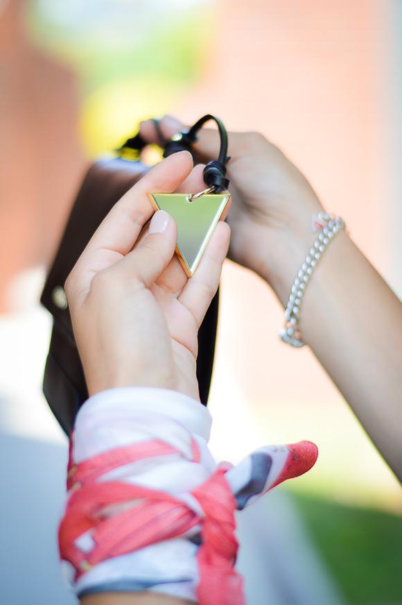 43972489d187 ... Denina Wearing Denim Romper by Gas Jeans Details Matter - Women Always  Need a Mirror Handy ...