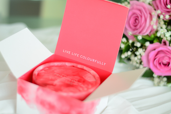 Live Life Colourfully - Prismologie Pink O'Clock Body Balm