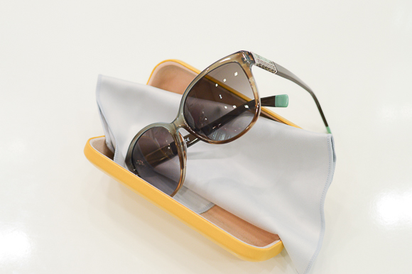 Furla Sunglasses in Khaki