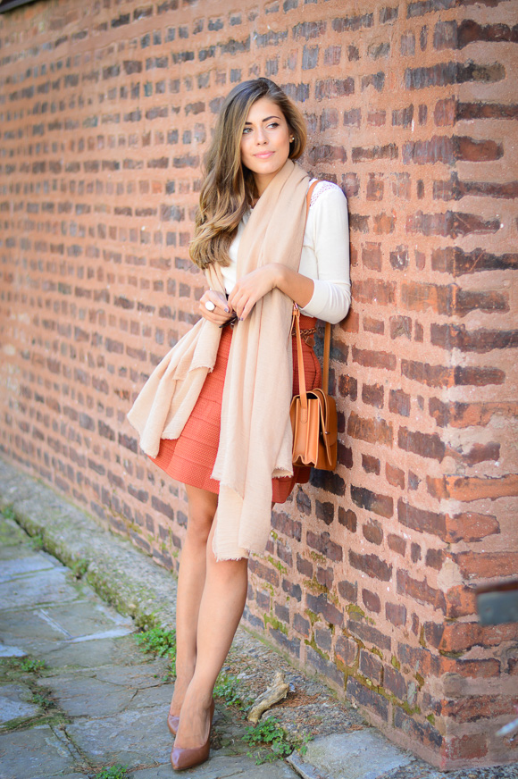 Burned-Orange-HM-Skirt-Autmn-Look-Denina-Martin-11