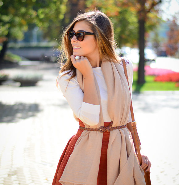 Colors of Autumn Styled by Denina Martin