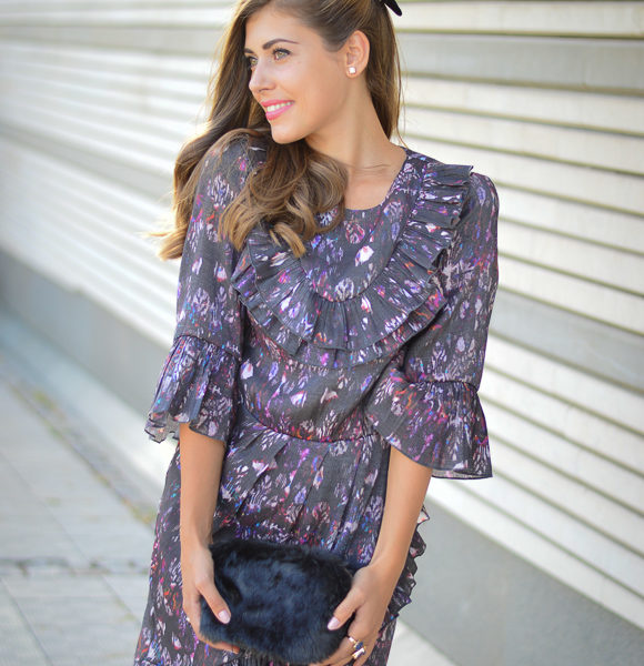 Sofia Fashion Week Day 2 - Denina Martin wearing a total look from H&M