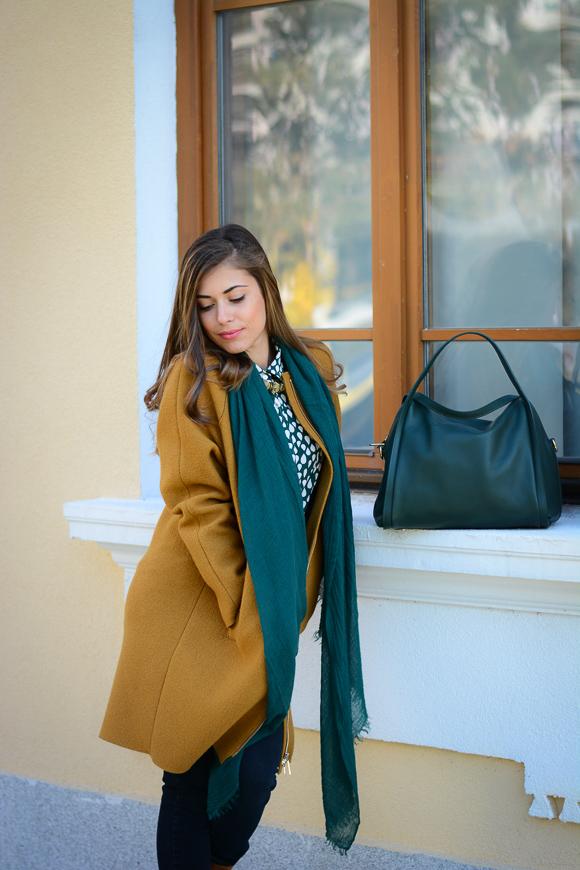 Mustard-Coat-Stefanel-Denina-Martin-Bulgaria-Mall-11