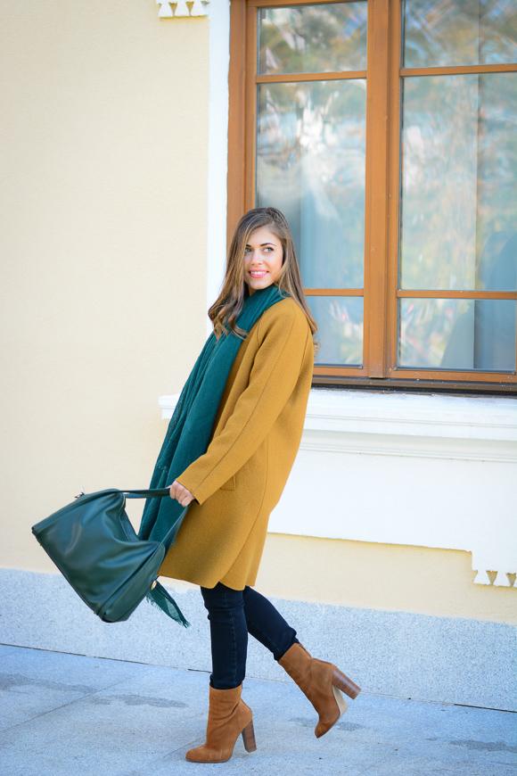 Mustard-Coat-Stefanel-Denina-Martin-Bulgaria-Mall-8