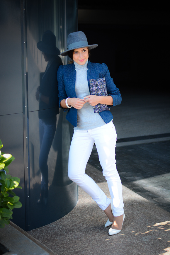 White-Jeans-and-Grey-Fedora-Denina-Martin-2