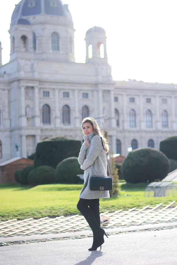 Vienna-Grey-Coat-Deniel-Wellington-December-Denina-Martin-7