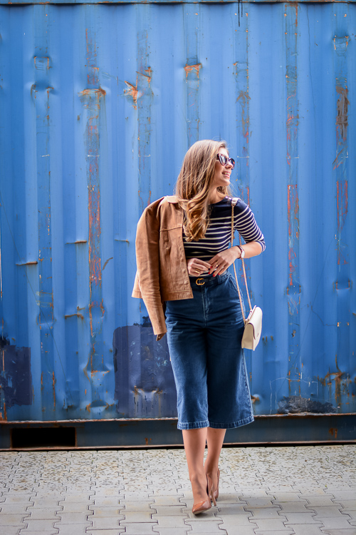 Forever-21-Denim-Culottes-70s-Trend-Blue-Stripes-Denina-Martin-2