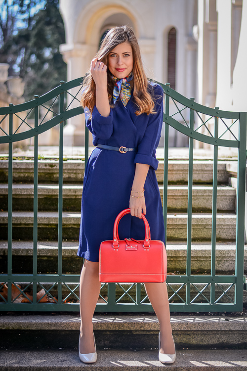Forever-21-Navy-Duster-Coat-Kate-Spade-Bag-FreyWille-Scarf-Denina-Martin-1