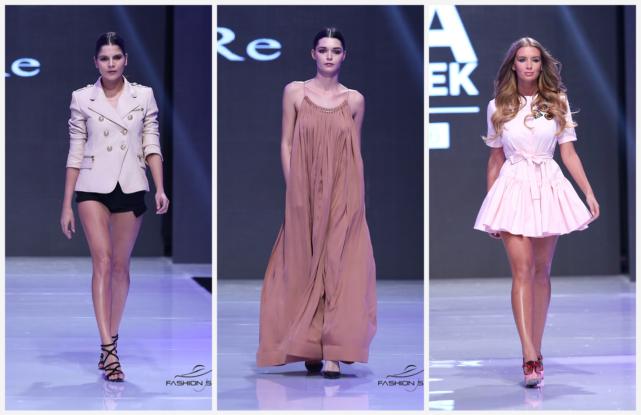 SOFIA FASHION WEEK Spring Summer 2016 ALL U Re Boutique and Djofra