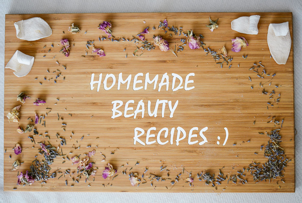 Homemade Beauty Recipes Face Mask Damascena Skobelevo