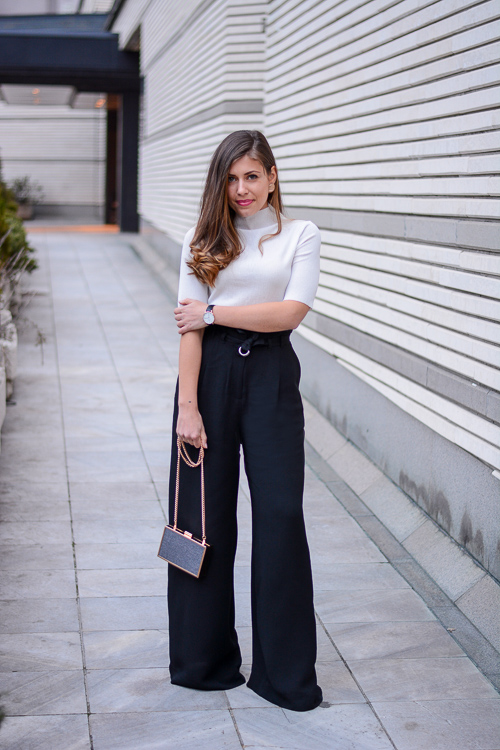 Sofia Fashion Week 2016 H&M Wide Leg Trousers