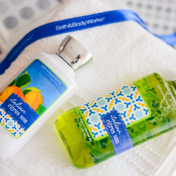 Bath and Body Works Beauty Shower Gel and Body Lotion