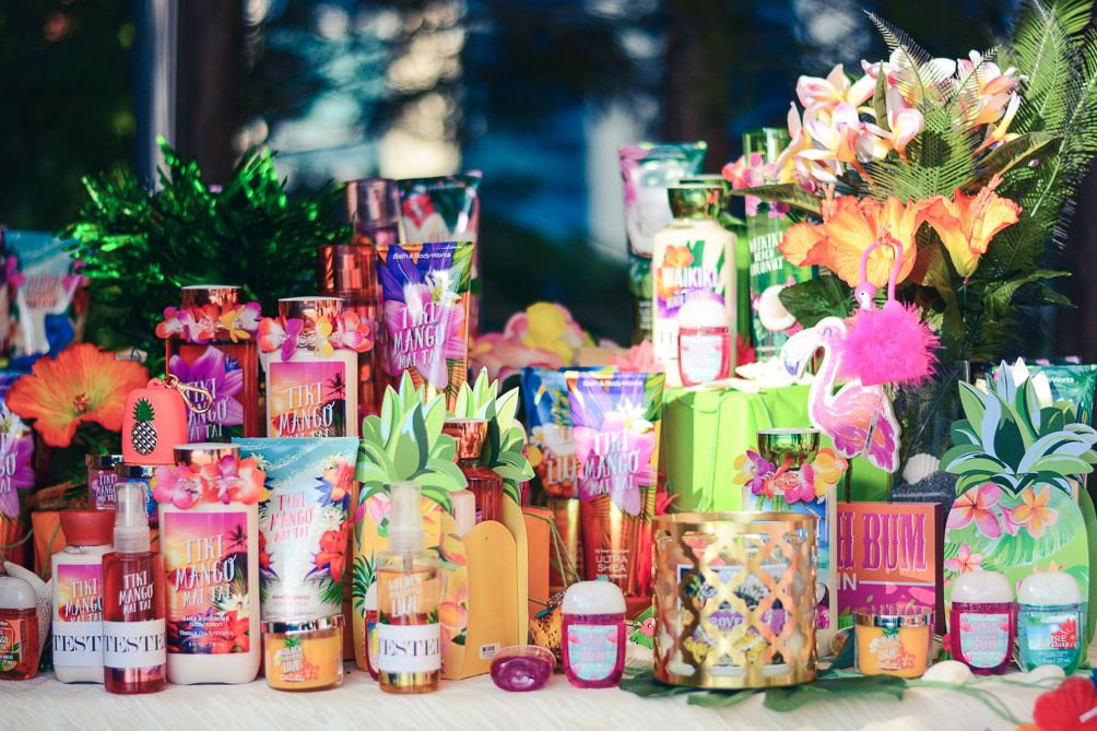 Bath & Body Works Products