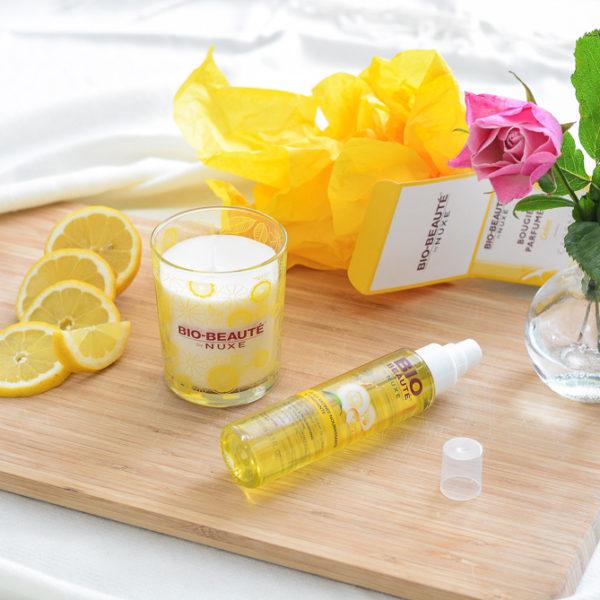 Nuxe Bio Beaute Tonning Nourishing Satin Touch Oil