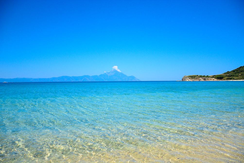 Greece Sarti Beach Vacation 2016
