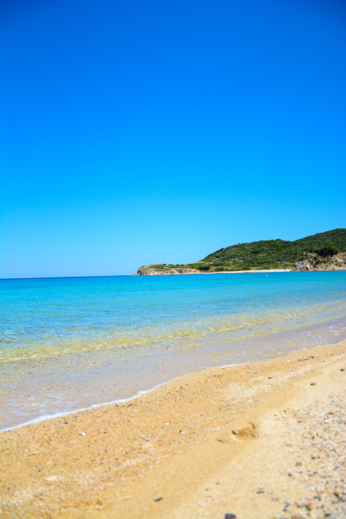 Greece Talizeti Beach Vacation 2016