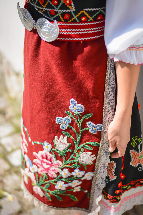 Traditional Bulgarian Garb