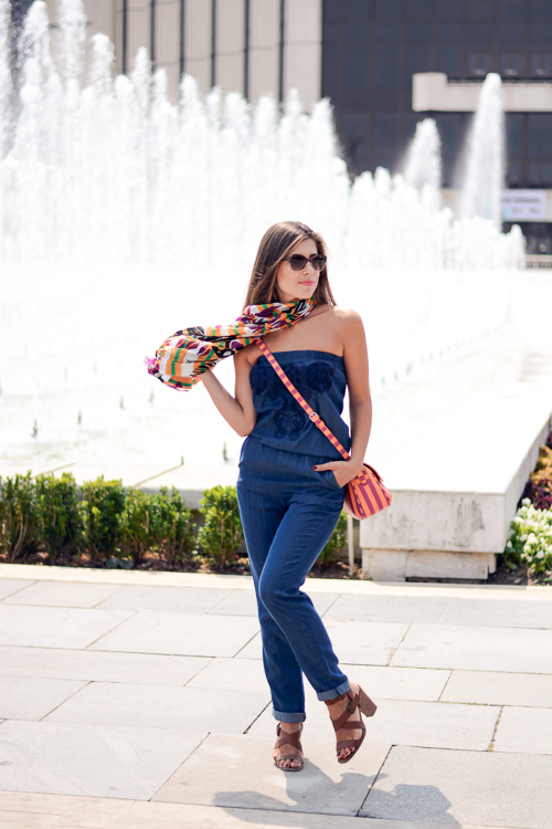 Liu Jo Fashion Blogger Denina Martin