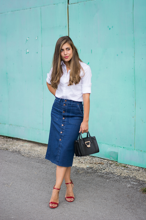 Pepa Jeans Back To School and Denina Martin