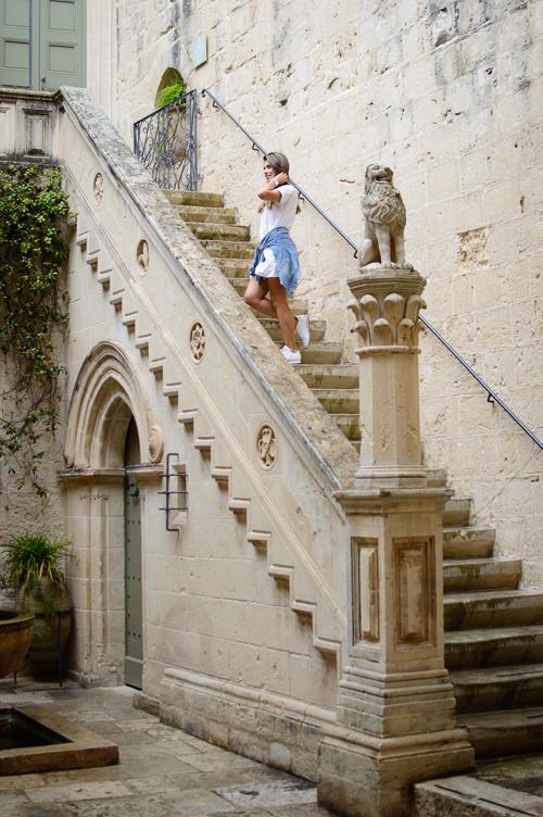 Old stairways