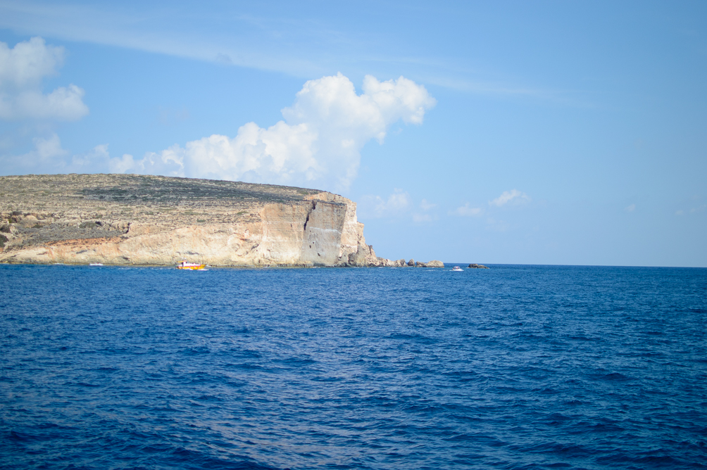 Day trip to Comino Island