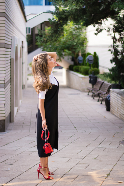 Sofia Fashion Week 2016 Wearing H&M