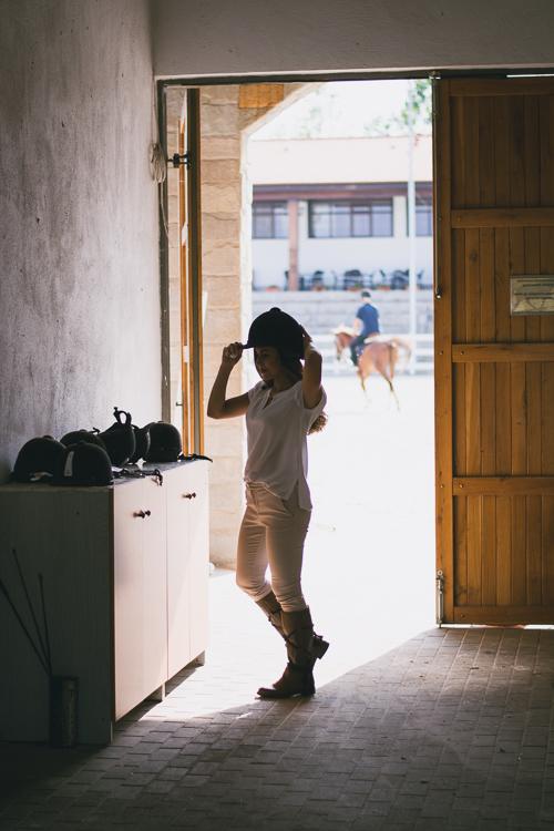 Trakietz Horseback Riding Denina Martin