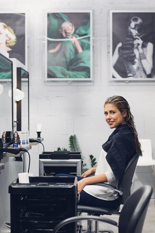 Denina Martin loreal pro fiber therapy