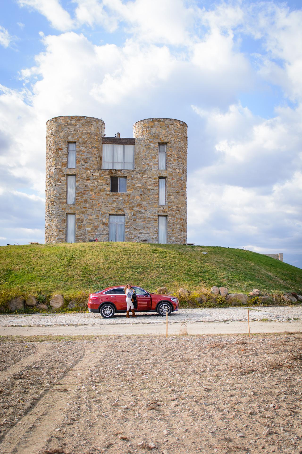 2016 Chateau Copsa Mercedes glc amg