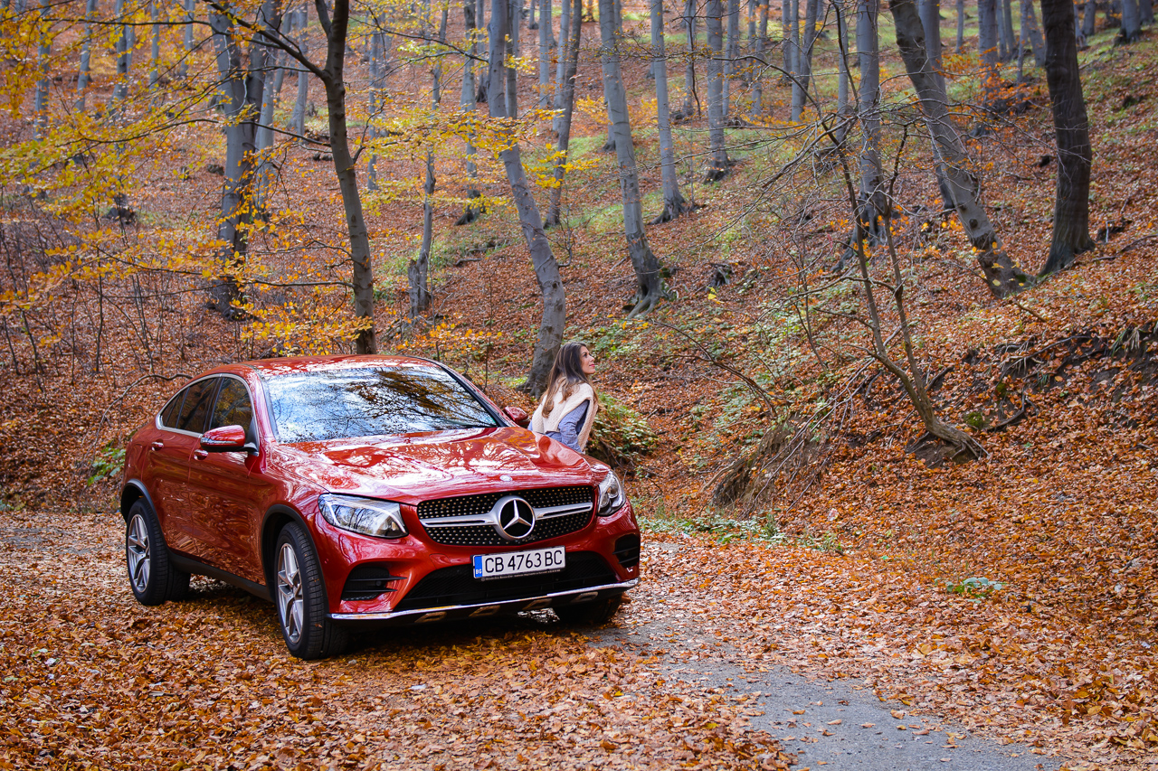 2016 One day trip with Mercedes glc