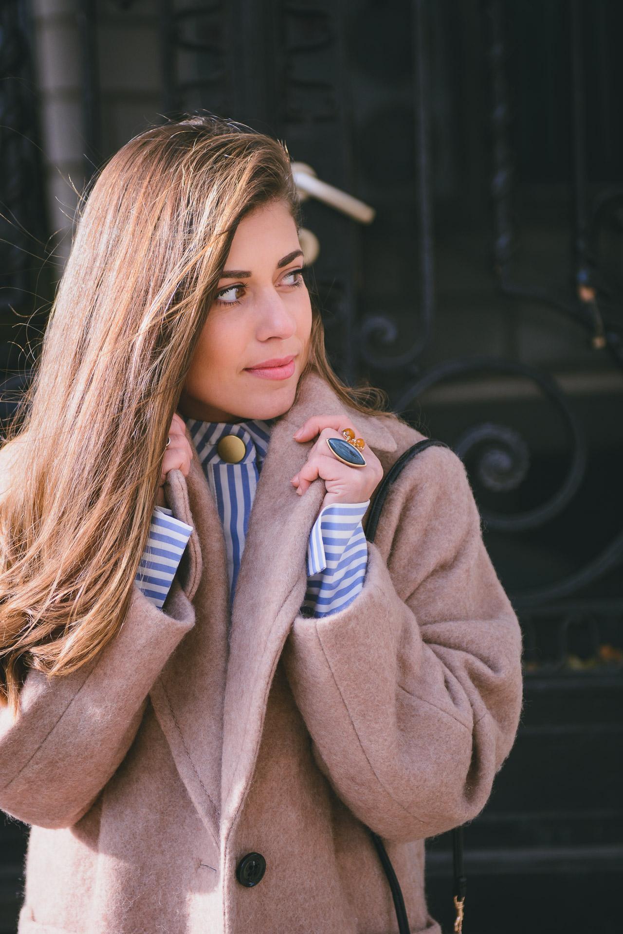 Beautiful blogger Denina Martin
