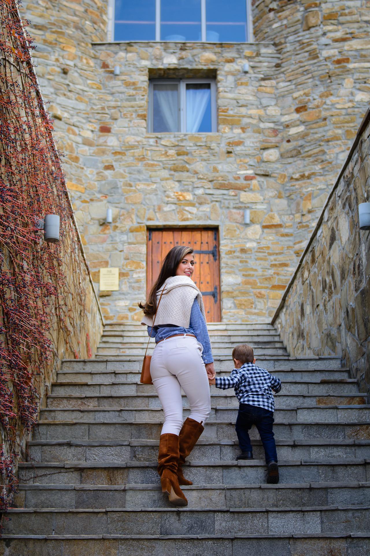Chateau Copsa one day trip 2016